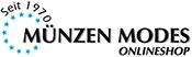 Münzen Modes Online Shop